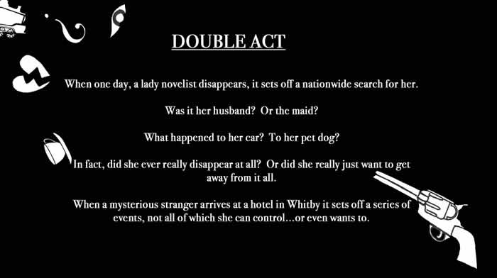 Double Act audio play